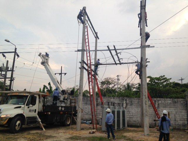 Este sábado 25 de mayo, trabajos de @ElectricaribeSA en las subestaciones #Codazzi y #LaLoma http://bit.ly/2QctYAH