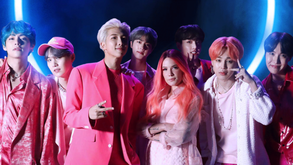 First MV for @BTS_twt & @halsey to reach 10M likes on Youtube, congrats! 👏👏🎉🎉