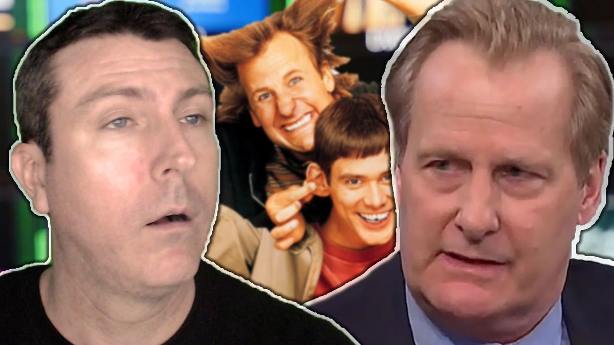 Actor Jeff Daniels proves why hes best known for being Dumber 📺VIDEO: youtu.be/6_aHh-t4cXE