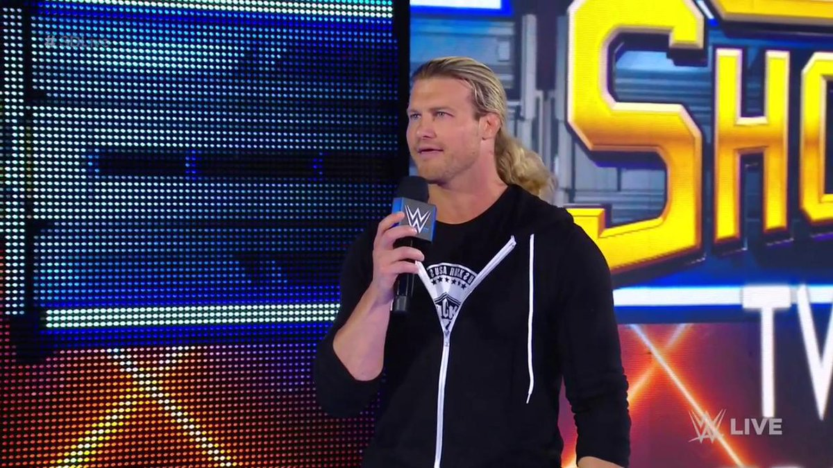 He gets why you're booing him, but @HEELZiggler has an explanation for you. #SDLive