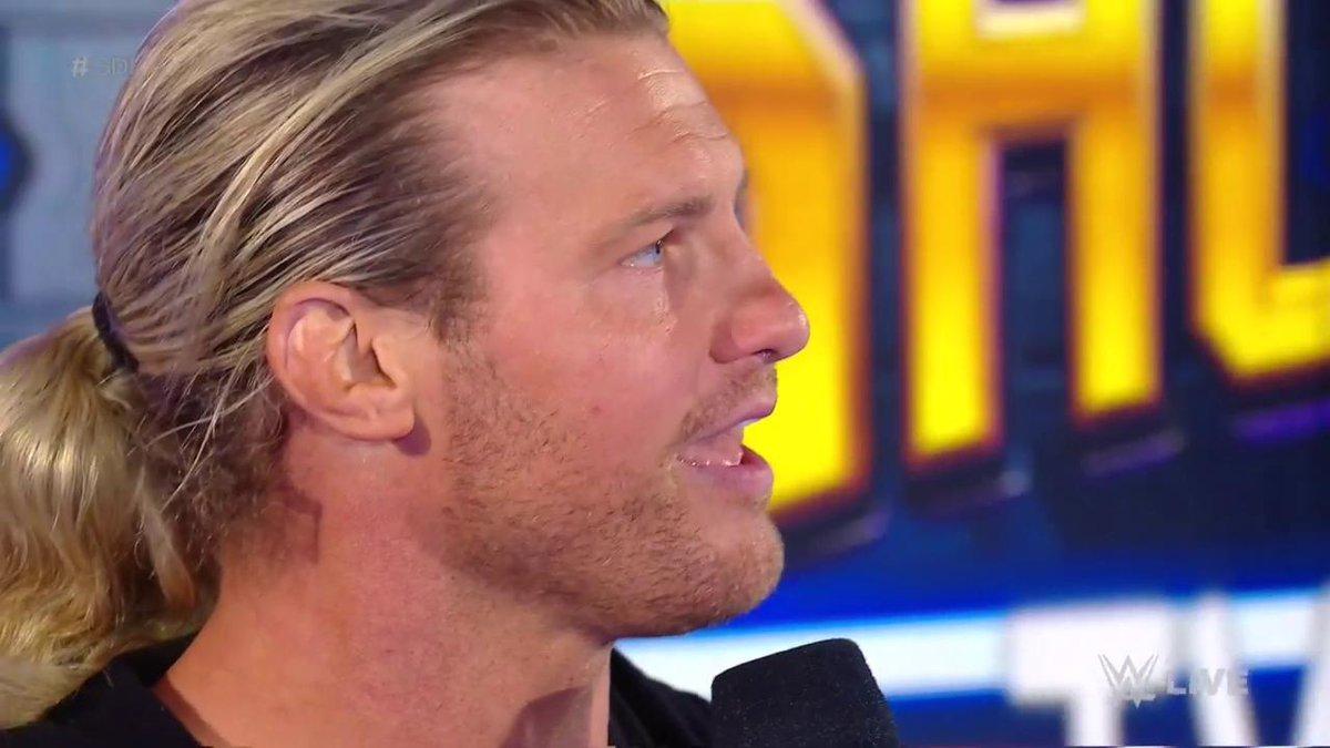 """At #WrestleMania, @TrueKofi was the better man, the better wrestler... and it should have been ME!"" - @HEELZiggler #SDLive"