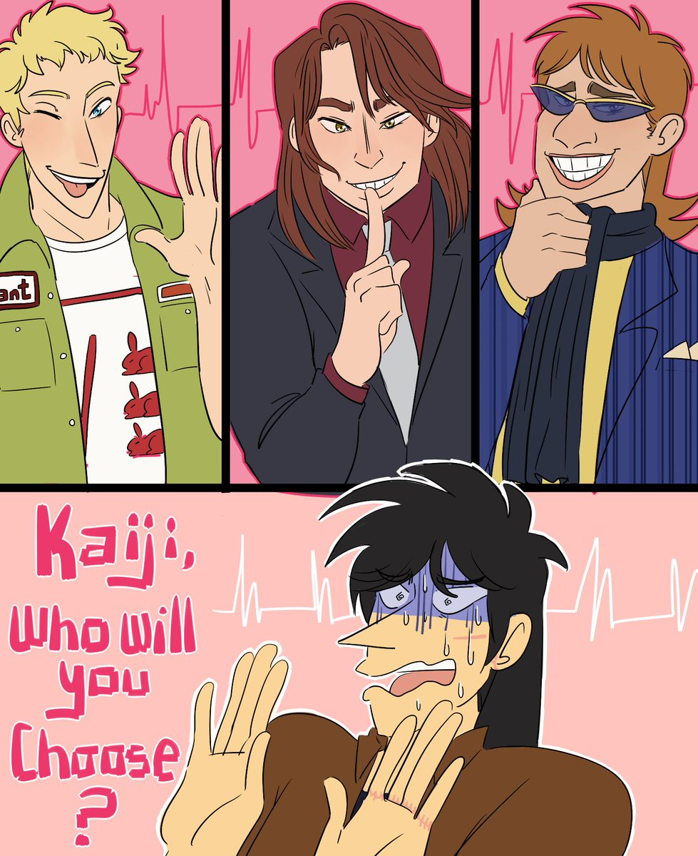 kaiji: i dont want these<br>http://pic.twitter.com/lHSNlBuLSz