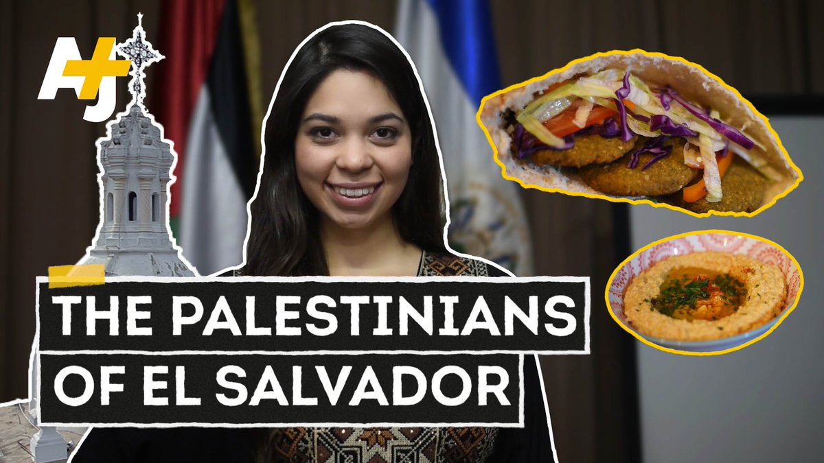 Did you know Palestinians have been in El Salvador for over 100 years? My latest is a love letter to Palestine, El Salvador and their intertwined struggles against imperialism.