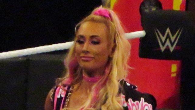 WrestleZone on Mandatory's photo on Carmella