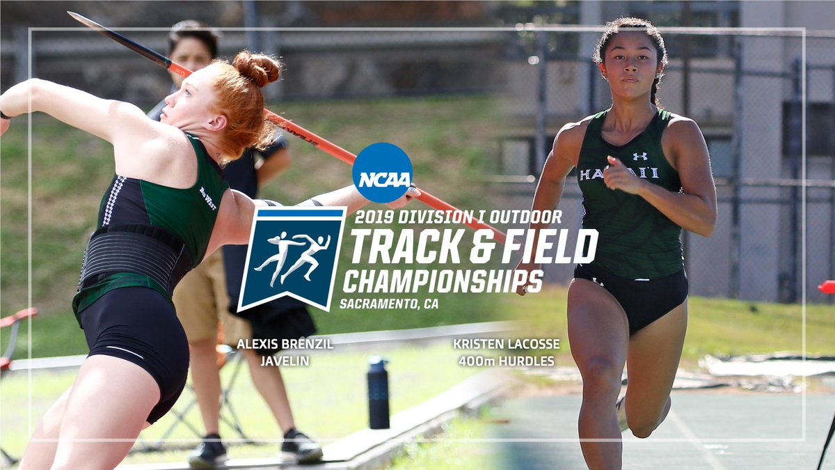 PREVIEW: It&#39;s Meet Week for Alexis Brenzil and Kristen LaCosse!    NCAA West Preliminary in Sacramento   :  http:// bit.ly/2EqH6xj  &nbsp;    #HawaiiTF | #GoBows<br>http://pic.twitter.com/RShFVHYtYR
