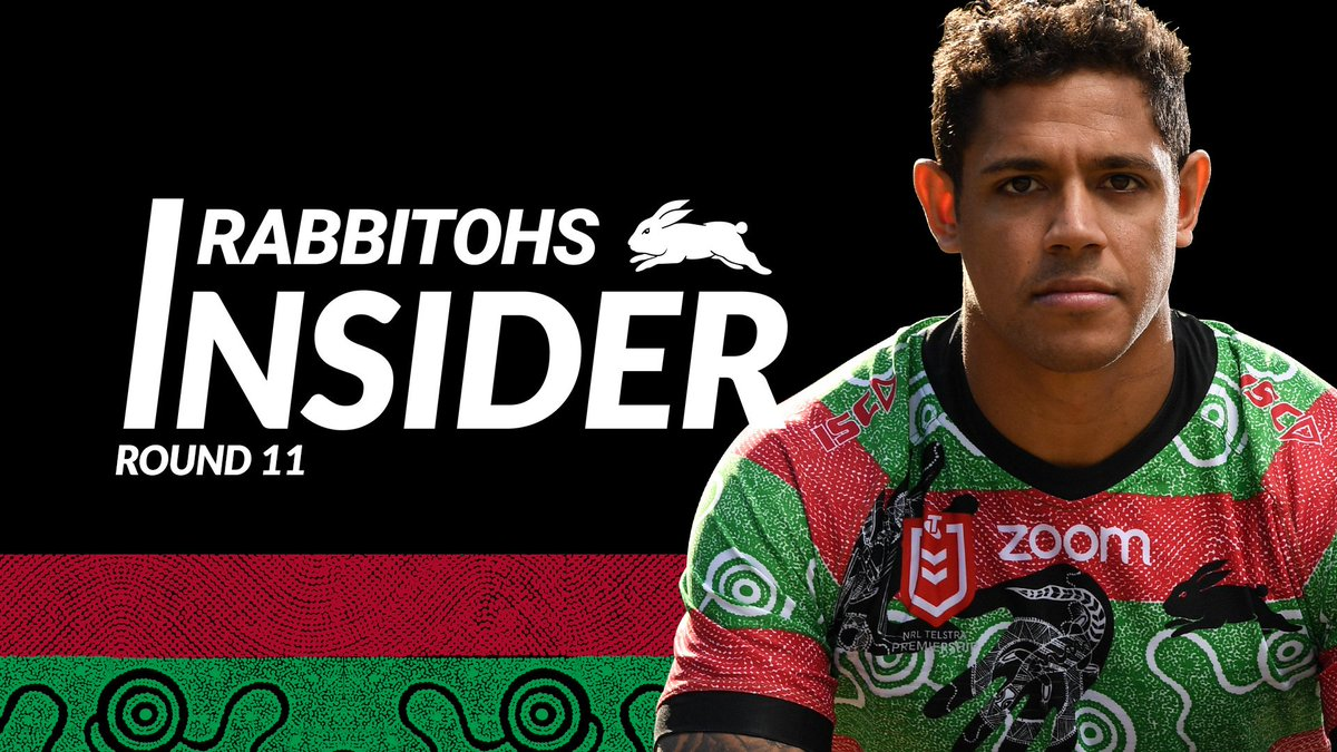 South Sydney Rabbitohs On Twitter Join Regular Hosts Mark Ellison And Jeremy Monahan For A Special Indigenous Round Edition Of Rabbitohs Insider Watch Now Https T Co Noo1edaiq9 Gorabbitohs Nrlsouthstigers Nrlindigenous Https
