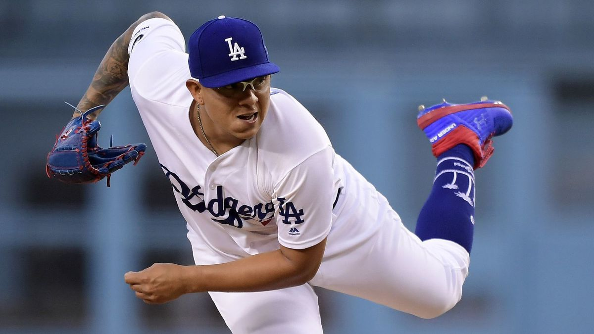 Julio Urias rejoins Dodgers, says he cooperated with MLB probe https://t.co/erD7Zv3nFg https://t.co/PdV5nm9IzH