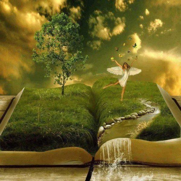 Волшебные картинки про чудеса