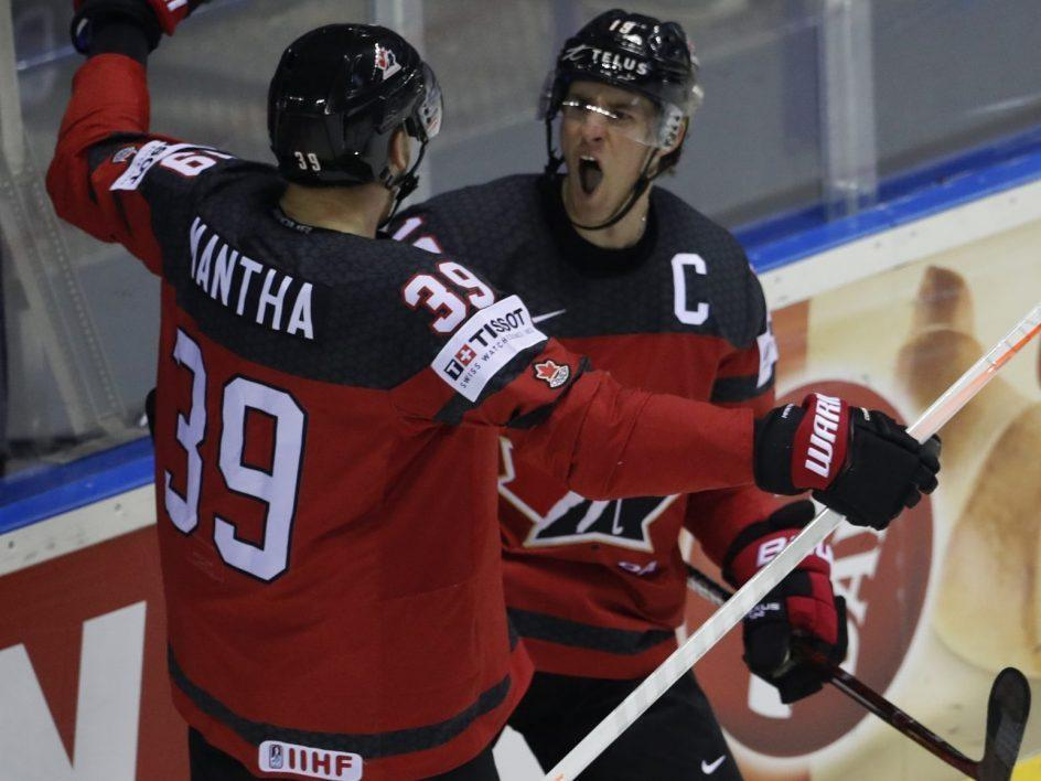 ICYMI: Canada blanks U.S., finishes first in Group A at world hockey championship https://t.co/P9iywofX9J https://t.co/5MxBrelg0e