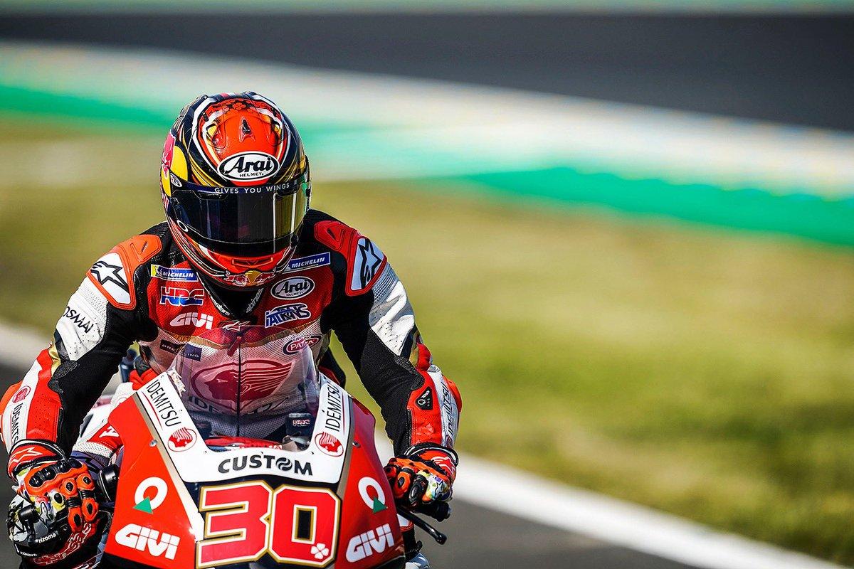 フランスGPは残念な結果でしたが、次は好きなムジェロなので楽しみです😊 Thinking ahead of next race in Mugello 💭🔜🇮🇹 #MotoGP