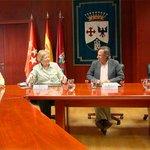 Image for the Tweet beginning: Firmado el convenio con la