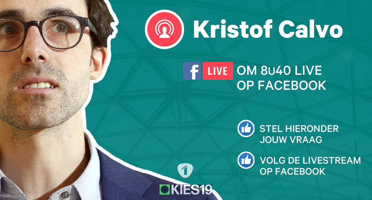 Radio 1's photo on Facebook Live