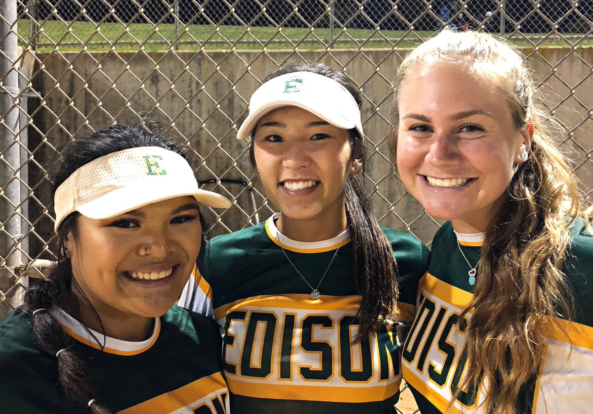 Edison softball summer teen league
