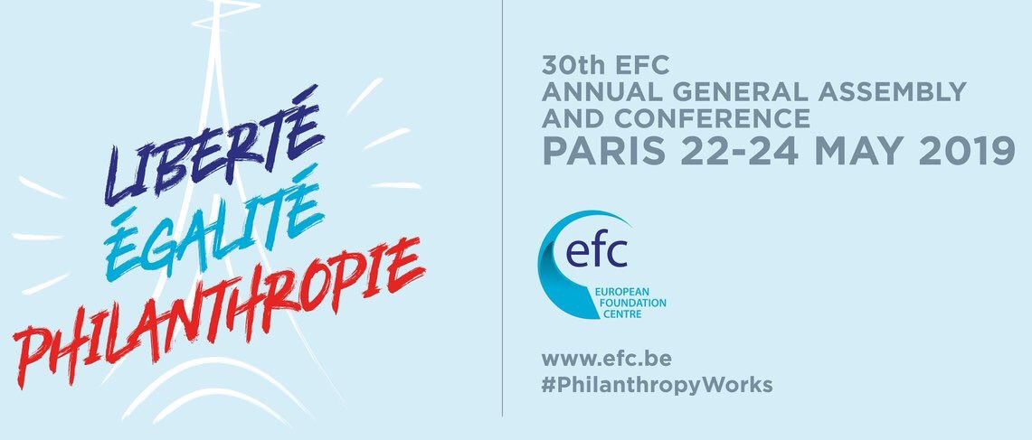 """Panelthema ist in Paris heute: """"Gegen den Strom schwimmen? Wie auf Rhetorik gegen Migration reagieren"""" beim #AGAC19 @The_EFC u. a. mit @BarrowCadbury @HeatherGrabbe @OpenSociety @Nationalconvers @britishfuture via @sundersays"""