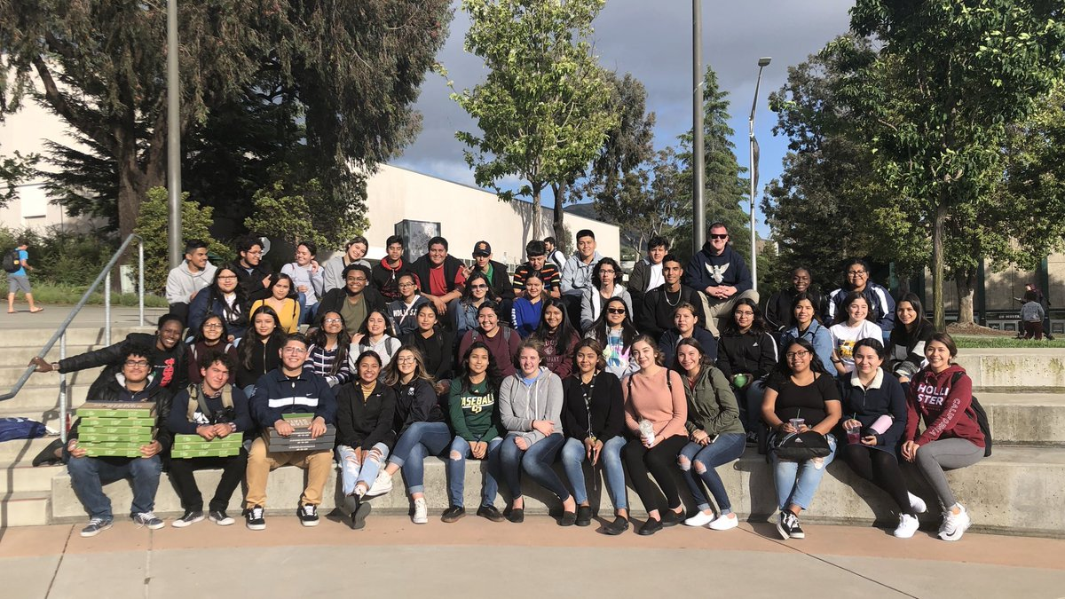 How exciting! Our @DhshsOfficial juniors are off on a three day tour of California colleges with @GoldenCounselo1 and @DhshsMinnick.  Today, they stopped into Cal State Channel Islands, UC Santa Barbara and Cal Poly San Luis Obispo. #WatchUsSoar @PSUSD<br>http://pic.twitter.com/lTk25bjpD3