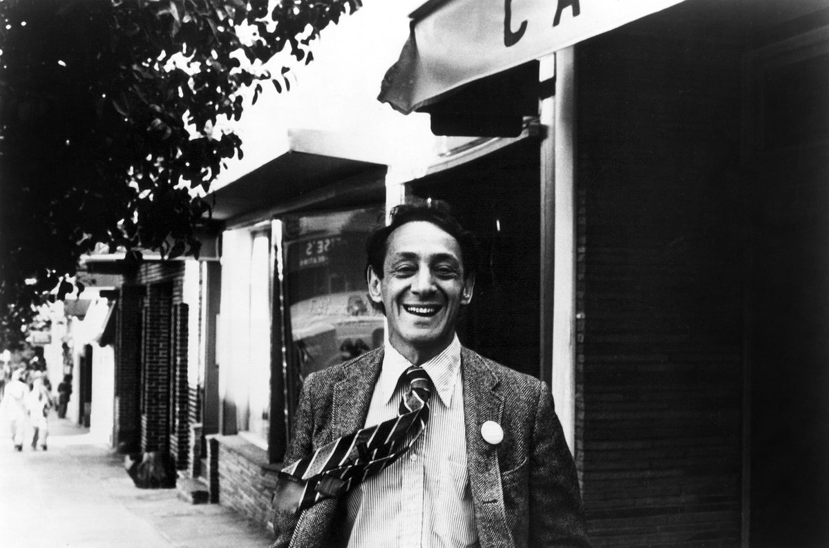 Tribeca's photo on Harvey Milk