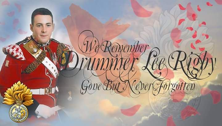 6 years ago today on the 22nd May 2013 one of the most brutal murders took place in #London British soldier #LeeRigby was savagely murdered while making his way back to his barracks. Make sure Lee is never forgotten and please RT. 🇬🇧🇬🇧🇬🇧 #LeeRigby