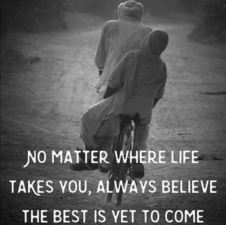 The best is yet to come. #WednesdayMotivation <br>http://pic.twitter.com/m1WROObJmJ