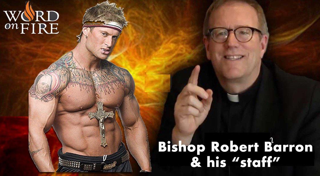 bishopbarron hashtag on Twitter