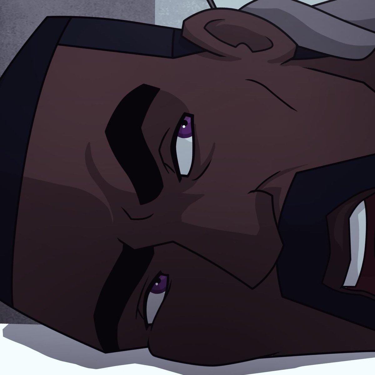 #Webcomic Update! Orson succeeds getting under Ifrit's skin and pays the price for it.  http://kamikazeanimated.com/comic/kamikaze/pg-8-impassive/…  #comic #scifi #sciencefiction