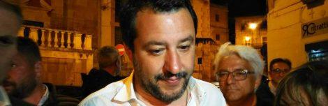 Busta con proiettile al Ministro Salvini, piove solidarietà dalla Sicilia, Orlando compreso - https://t.co/myzyfpgOoT #blogsicilianotizie