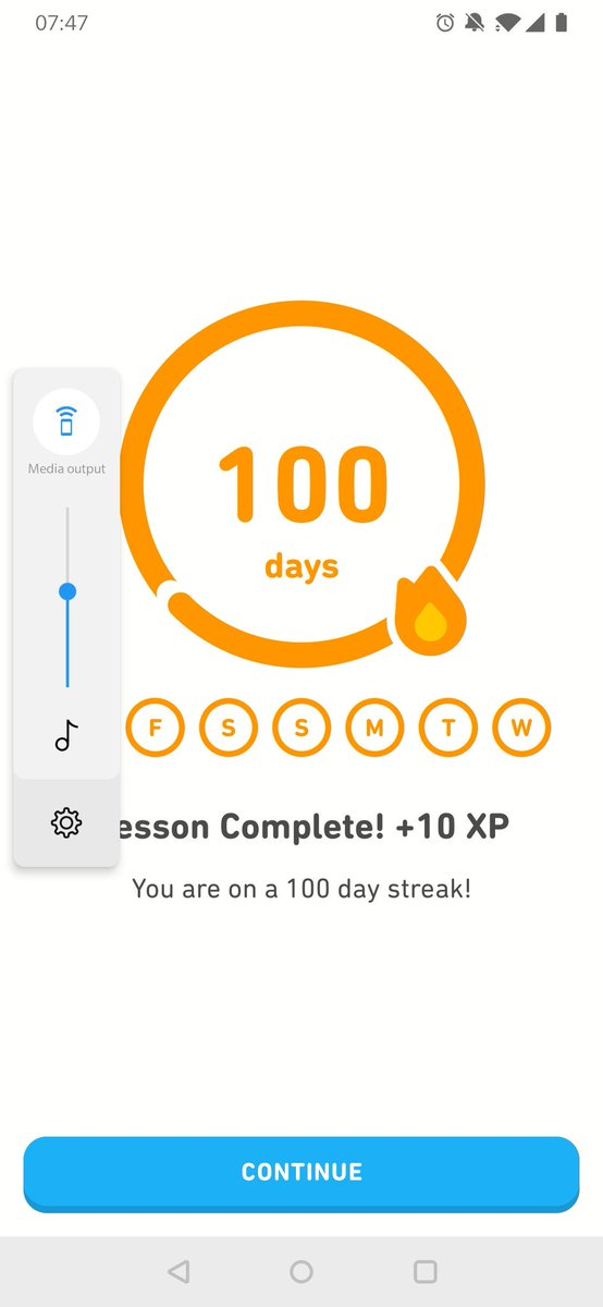100 days of learning Norwegian! #duolingo