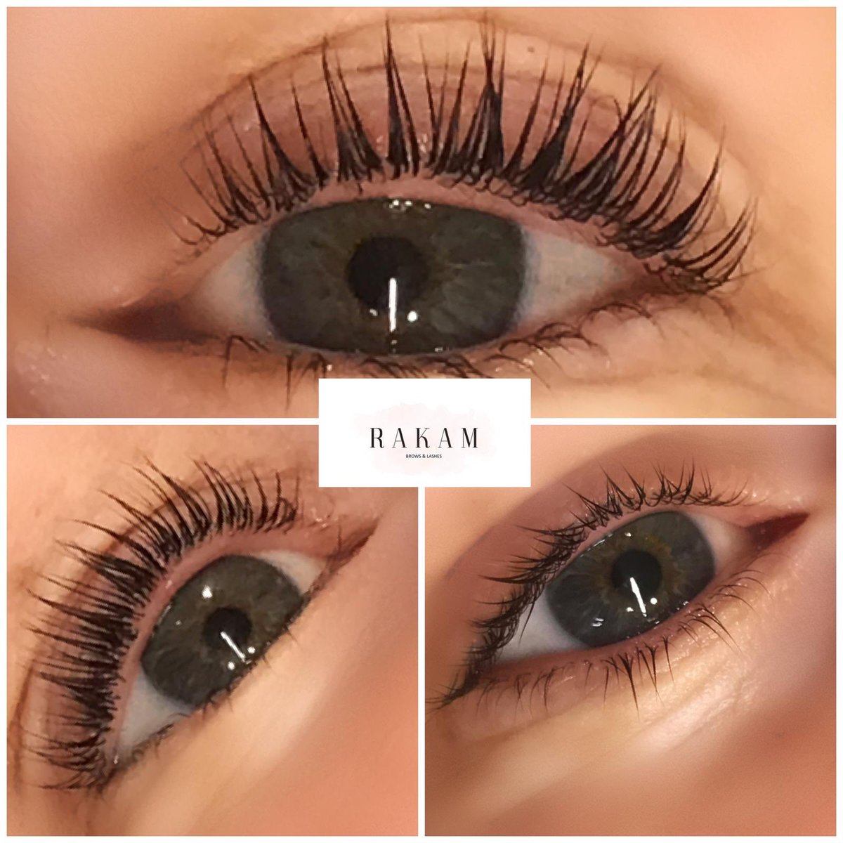 23c1379830e R A K A M Brows & Lashes - London · @RakamBrows. 18 days ago. Check out the  amazing before and after photos of #lashlift Only at @RakamBrows #