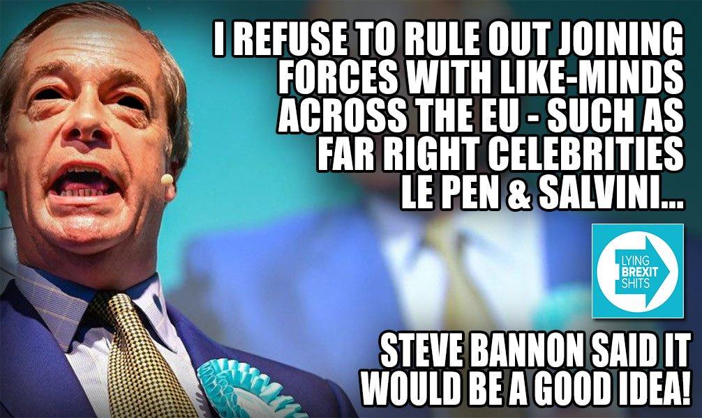 StrongerStabler's photo on Farage