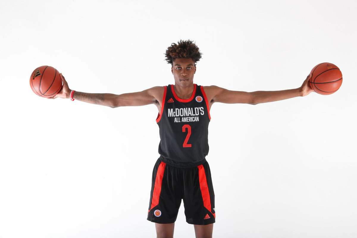 Bleacher Report CBB's photo on Jaden McDaniels