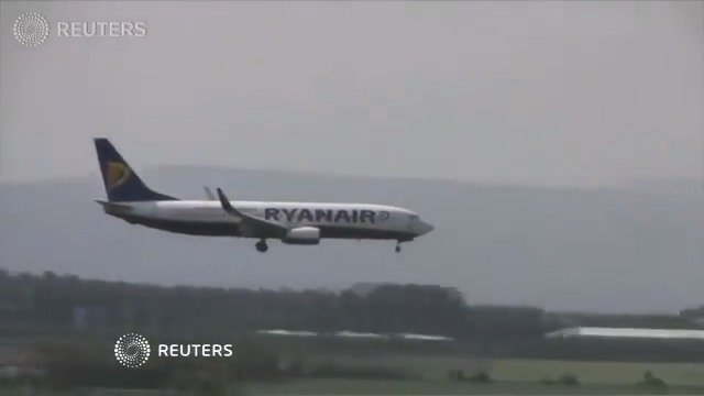 ICYMI: Ryanair warns of more turbulence ahead after reporting its weakest annual profit in four years https://reut.rs/2HNsE3p