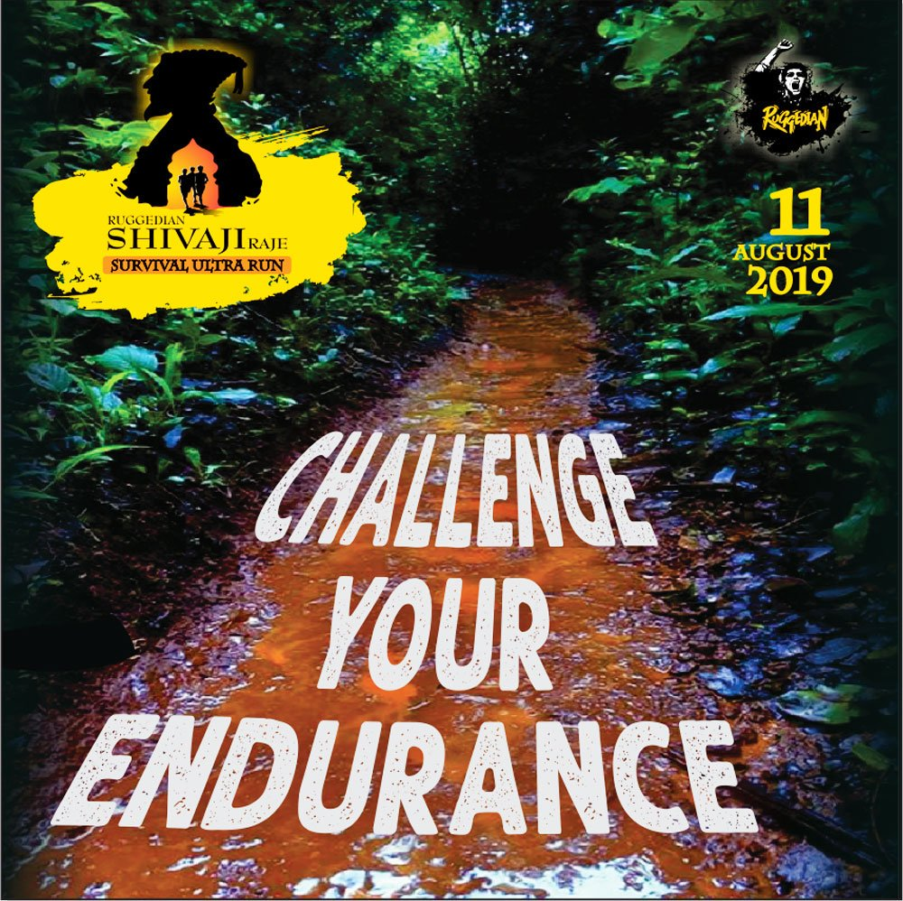 The historic path of Panhala to Pawankhind is calling you out to challenge your endurance.  To register: http://bit.ly/2POnKH5 or call us at 09623688883  #Ruggedian #Kolhapur #ShivajiRaje #StrongBreed #RuggedCulture  #TrailRun #MonsoonTrailRun #Trailrun #Marathon #Runnersworldpic.twitter.com/AkPEliTX59