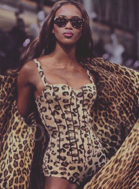 Happy Birthday to the icon that is Naomi Campbell