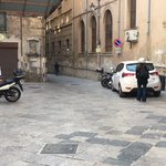 Image for the Tweet beginning: Polizia municipale Palermo