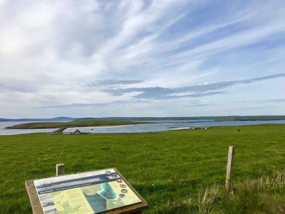 Our Building Consultancy team carry out surveys the length and and breadth of Scotland and recently took in some pretty spectacular scenery during a recent trip up to Orkney.    #buildingsurveying #surveying #orkney #commercialproperty #fgburnett  #weknowproperty