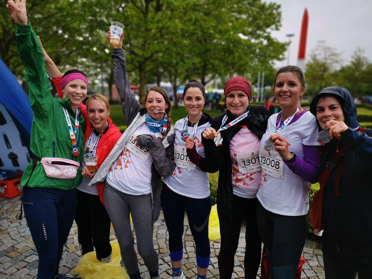 test Twitter Media - So sehen Sieger aus! Unser Regio-Läufer-Team war beim M-net Firmenlauf in #Augsburg dabei. #RegionA3 #JubilA3um #stolz #niemandhältunsauf #müdeaberglücklich #regenwetter https://t.co/JUym7k7EcG