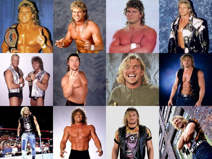 Happy birthday to the late great Brian Pillman.