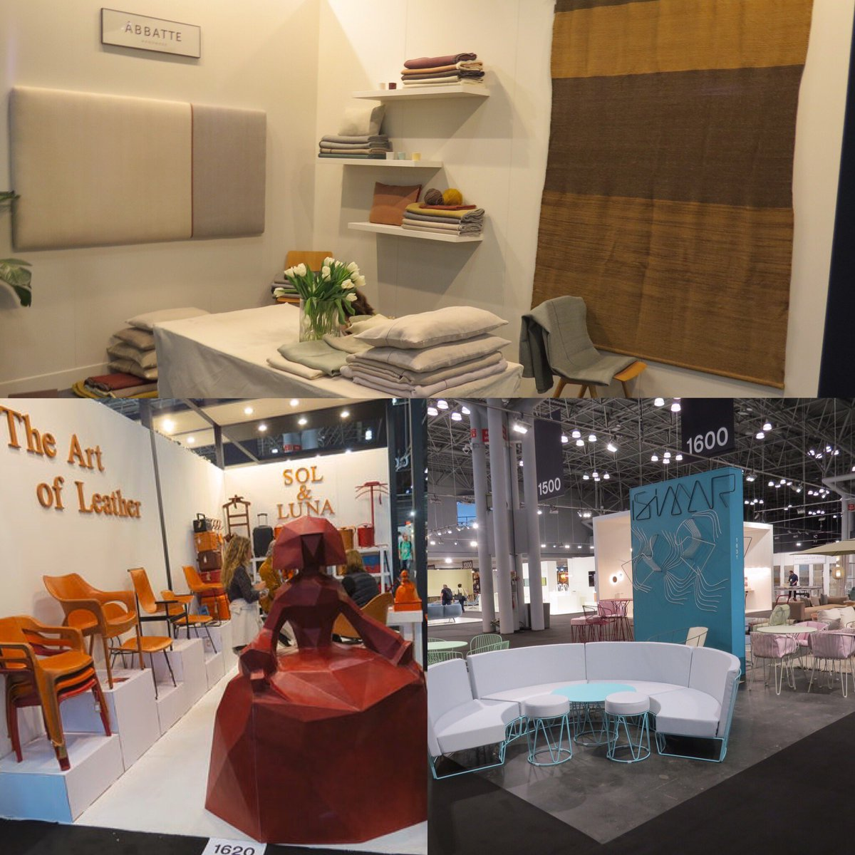 Interiors From Spain On Twitter Spanish Firms And Designers Have Presented Their Latest Collections At Icff Spainicff2019 Icff Icffnyc2019 Interiorsfromspain Spaindoesdesign Https T Co Oudvznwbwc