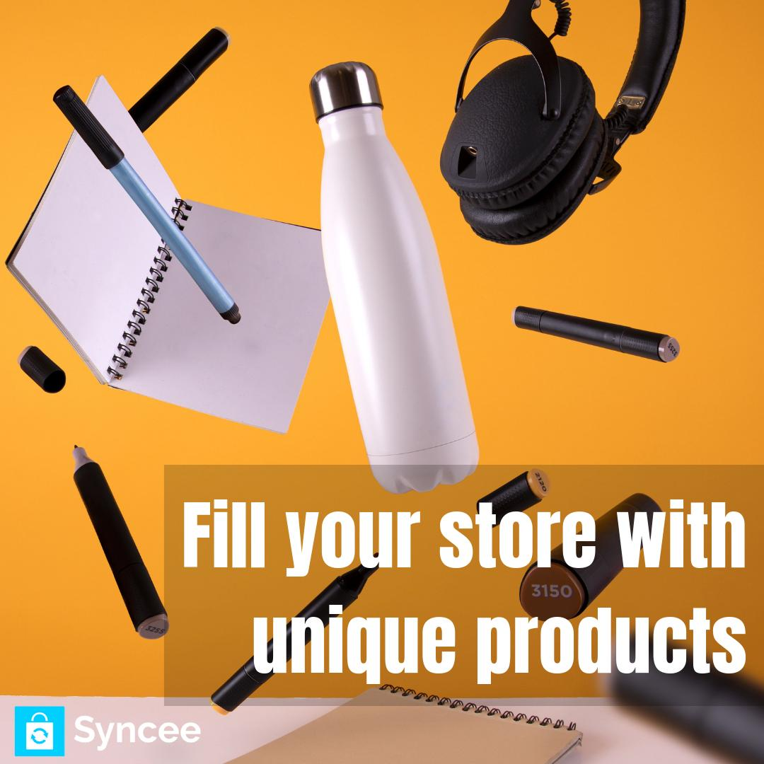 Check our in-app SUPPLIER CATALOG to find reliable drop shippers and wholesalers to work with. We also manage product data uploads and updates automatically on a daily basis.Free trial for 14 days!https://apps.shopify.com/syncee-1#syncee #synceeapp #shopify #supplier #dropship