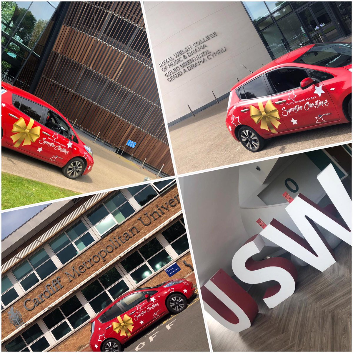 Our reliant red robin is out on the road today sharing good cheer & info about our Superstar #Christmas Parties! We know it seems a tad early, but get your annual office party sorted now & you can relax! Plus, get £5 off per person before 31st May! http://bit.ly/SuperStarXmas