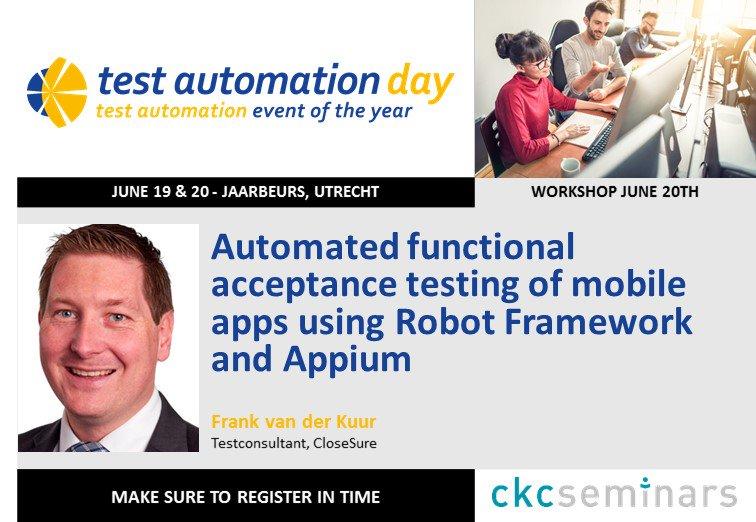 Robot Framework (@robotframework) | Twitter