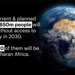 Image for the Tweet beginning: Under current & planned policies