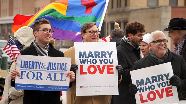 Support for same-sex marriage dips in new poll http://hill.cm/6G4Xy0v