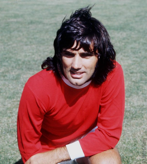 Maradona good Pele better GEORGE BEST  Happy birthday The one & only.