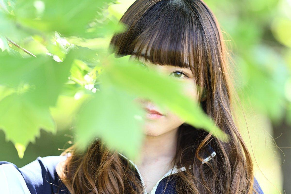 RT @jitenshazuki: キラキラ✨✨  #ポートレート #被写体募集 #名古屋 #お写んぽ #portrait  #photography  #Japan #公園ポトレ #木漏れ日 #目力 https://t.co/TUm16w46mn