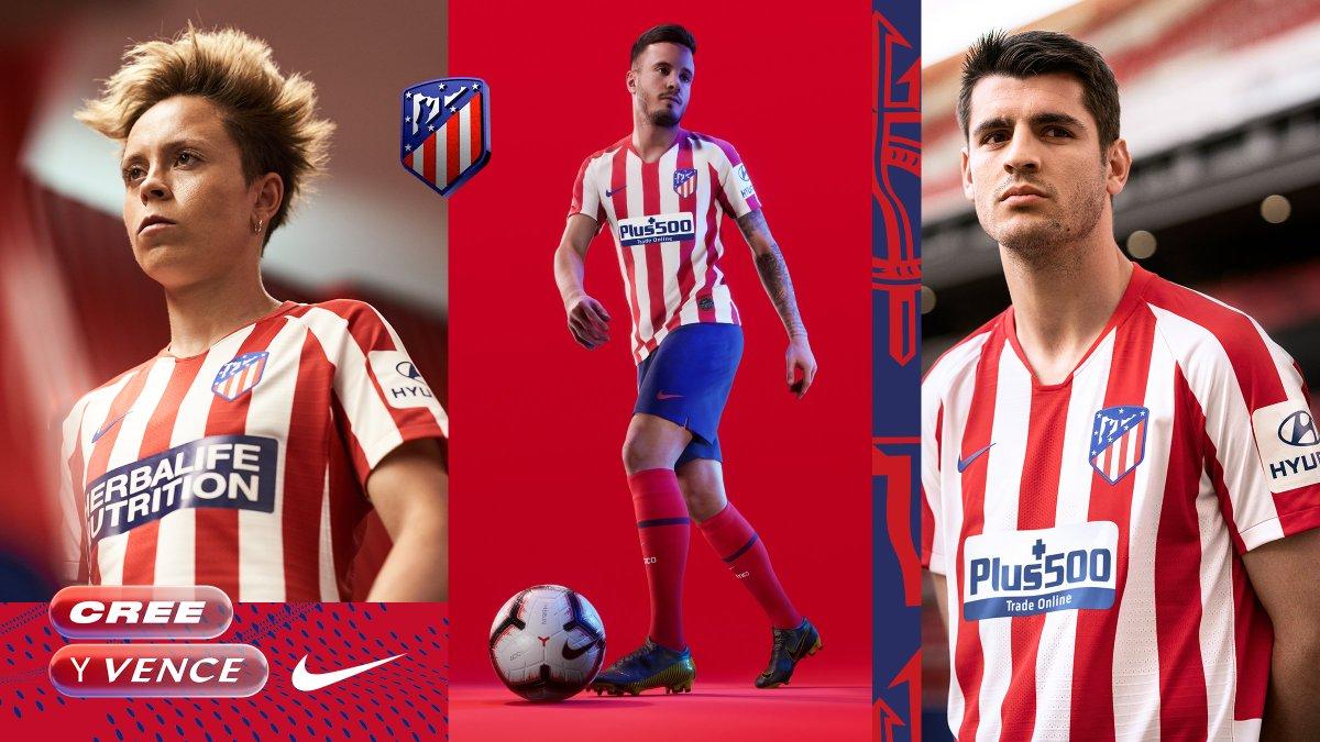 Maillot Atletico Madrid