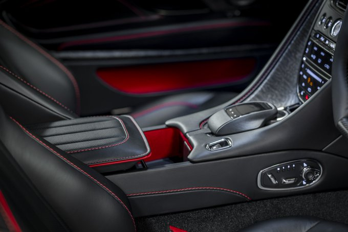 On the inside, the DBS…