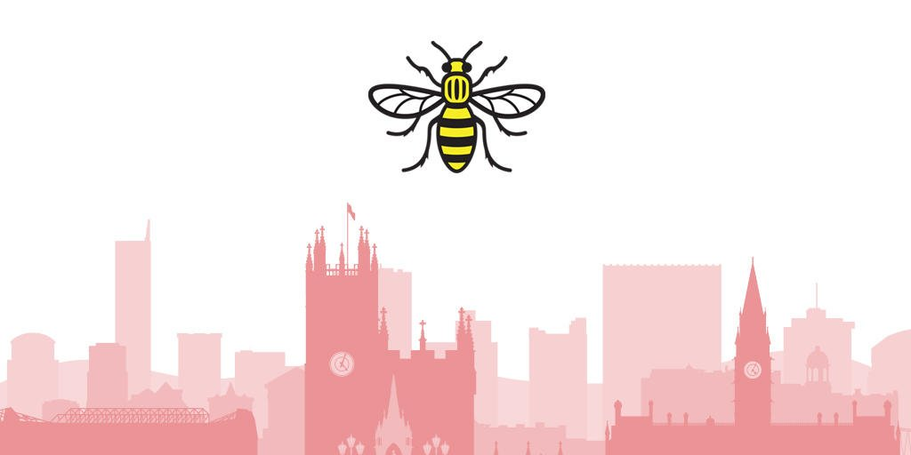 #ManchesterTogether: then, now and forever.