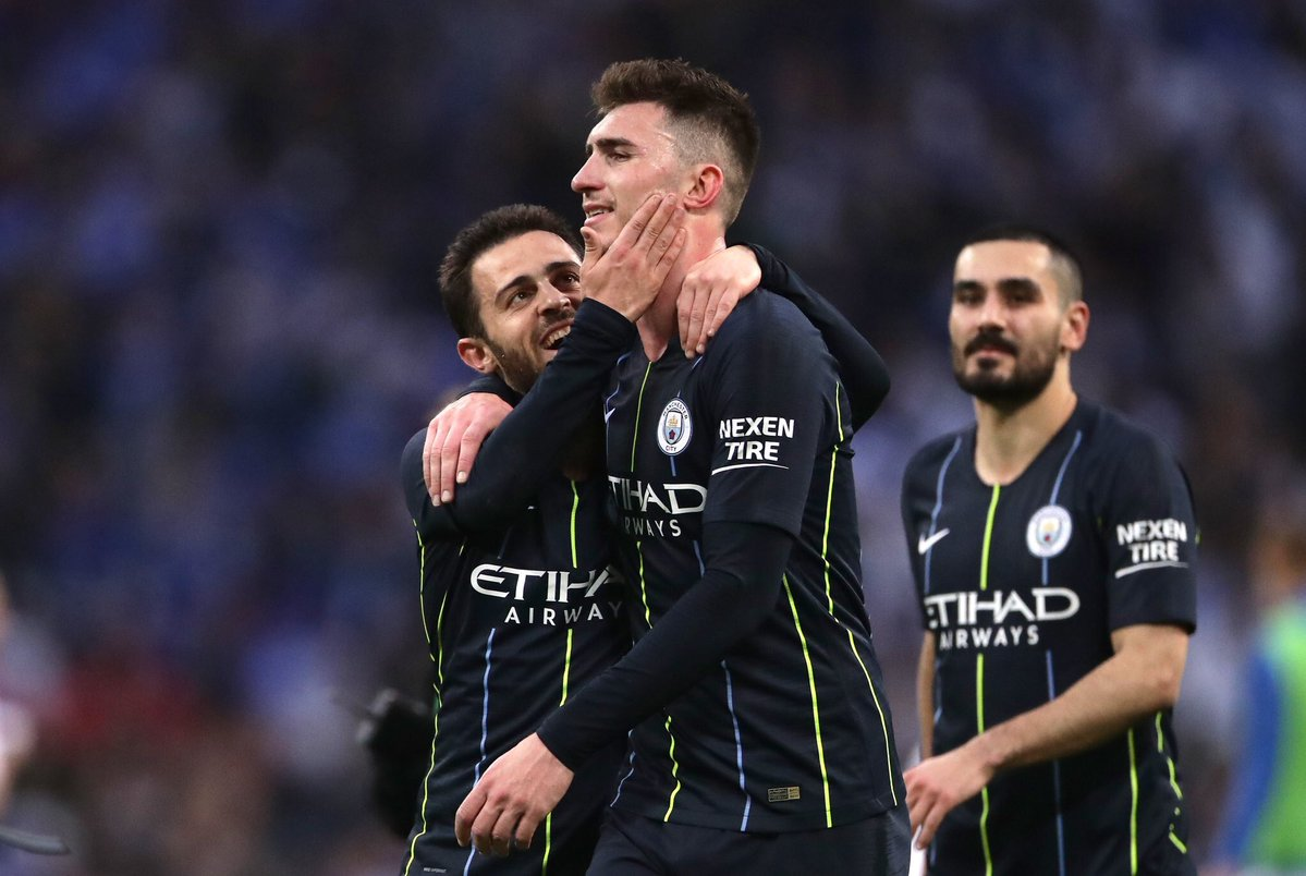 2018/19 Season (All Comp)Laporte: 51 apps 5 goals 3 assists 25 clean sheets PL FA Cup EFL Cup Community Shield PFA TOTY 4,352 minsZouma: 36 apps 2 goals 2 assists 10 clean sheets 2,924 minsGuess who isn't in the France squad? #MCFC