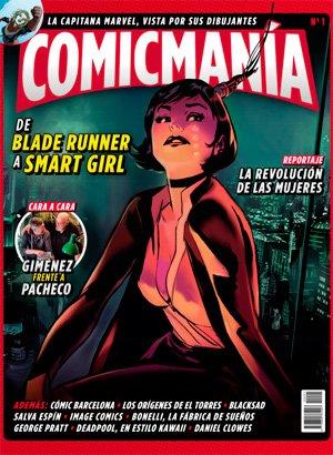 """'Comicmanía', una nueva e imprescindible revista de y para los amantes del cómic, """"Queremos que Comicmanía sea una mesa de debate"""", asegura su editor. @PaniniComicsEsp @JulianEme http://www.rtve.es/noticias/20190522/comicmania-revista-para-amantes-del-comic/1942060.shtml…"""