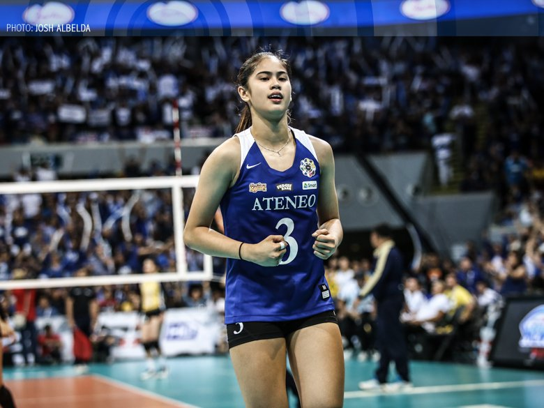 Now a UAAP champion, Deanna Wong cherishes the challenges she faced along the way #UAAPVolleyballFinals http://bit.ly/2EkI9yD